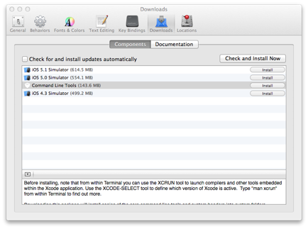 How to install Metasploit onto Mac OS X platform